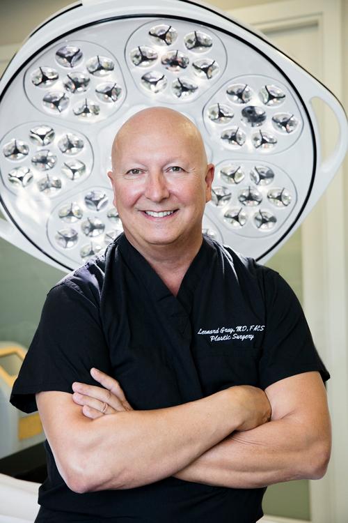 Dr. Leonard Gray
